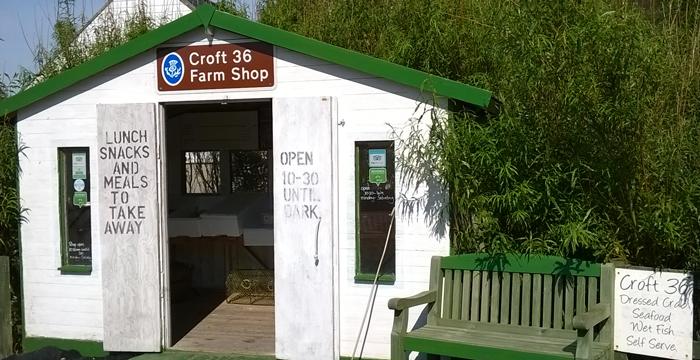 Lewis and Harris Food Trail