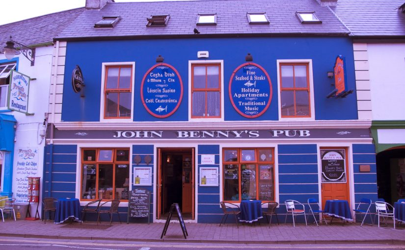 Dingle, Co Kerry – A music-lovers' treat