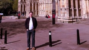 Hamish uncovers some home truths in York