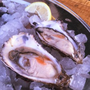 Oban oysters