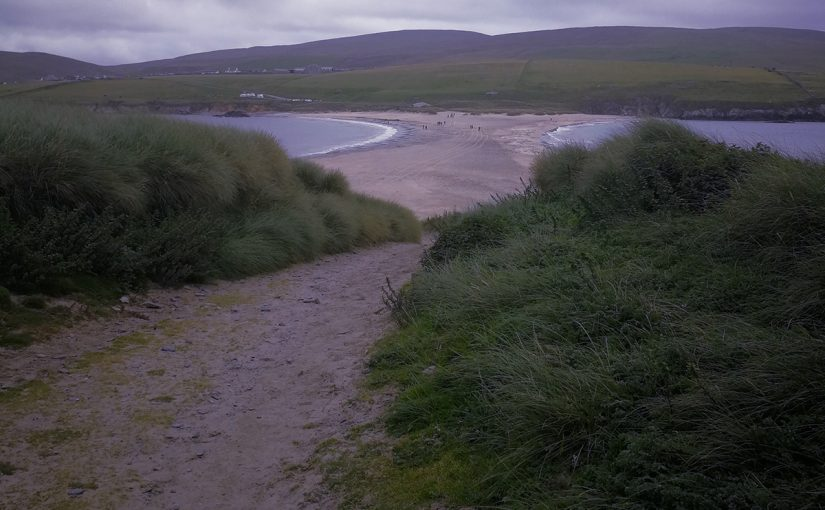 A Slice of Paradise in Shetland