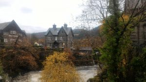 North Wales – Travelling Through Space and Time?