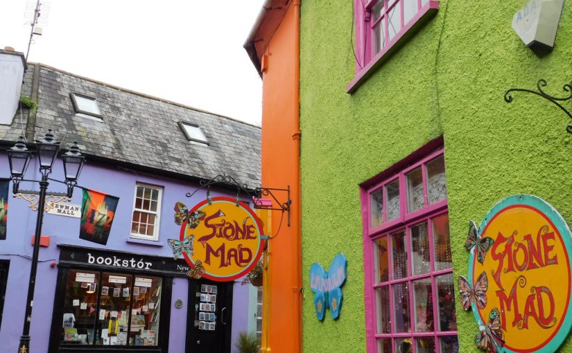 The Charming Streets of Kinsale
