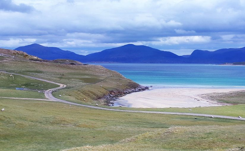 Beach, Isle of Harris, Outer Hebrides