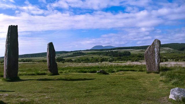 Machrie Stones, Isle of Arran