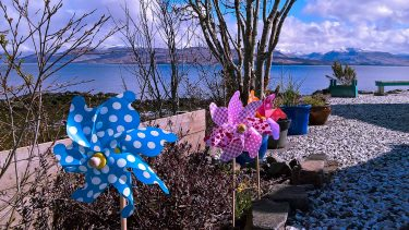 Quirky gift shop in Armadale, Skye