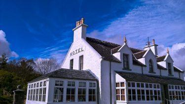 Your hotel on Skye