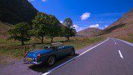 Drive a classic MGB Roadster