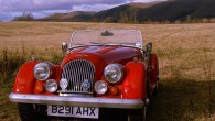 Why not drive a classic Morgan?