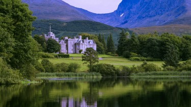 Why not upgrade to Inverlochy Castle?