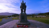 Commando Memorial in Spean Bridge