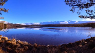 View hidden spots in the Cairngorms
