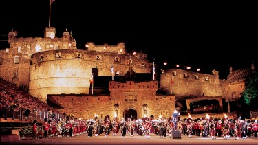 Edinburgh Castle - The Tattoo