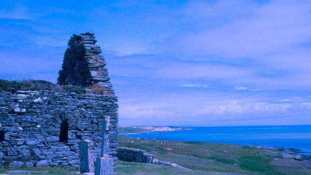 Kilnave Church on Islay