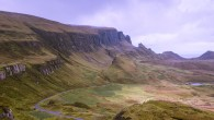 The northernmost summit of the Trotternish on the Isle of Skye