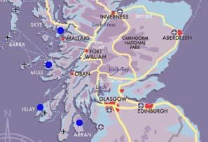 Map island odyssey