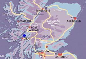 Map aston-bond
