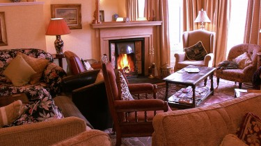 Your cosy hotel lounge in Speyside