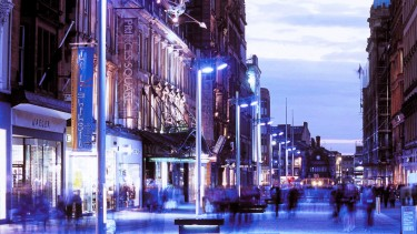 Buchanan Street - Glasgow's style Mile