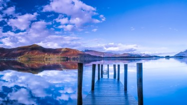 Lake District, Derwent Water