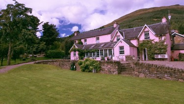 Your hotel in the Trossachs