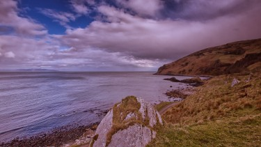 Explore Murlough Bay on the Antrim coast