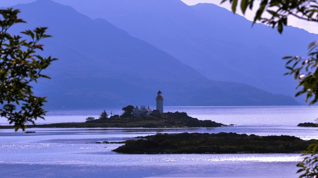Lighthouse, Isle of Skye