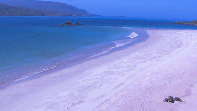 Balnakiel beach