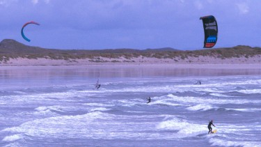 Kite Surfing Tiree