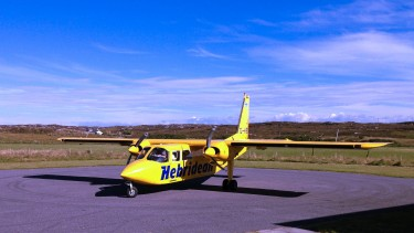 Coll airport