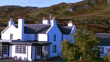 Hotel on Colonsay