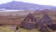 Connemara Church ruins