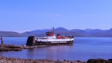 Ferry to Gigha