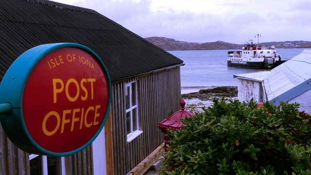 Picturesque Iona