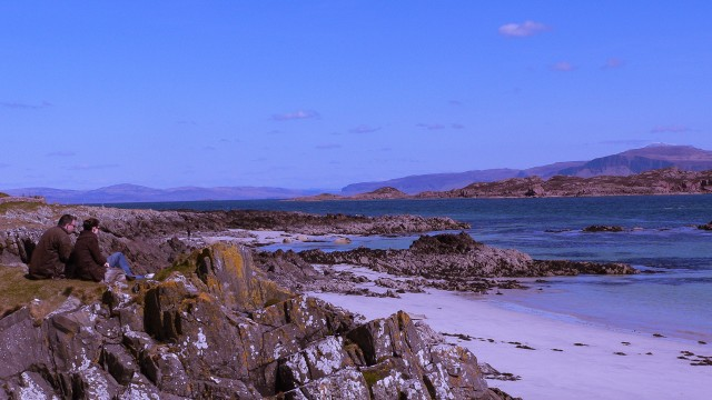 Experience the mystical qualities of Iona