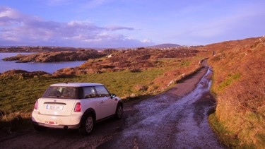 Drive an Irish Mini