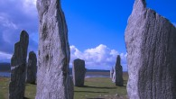 Calanais Standing Stones on Lewis