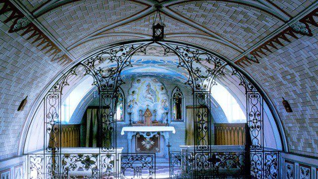 The Italian Chapel on Orkney