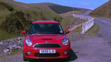 Mini touring in Scotland