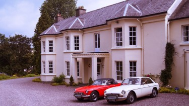 Explore Ireland in a classic car