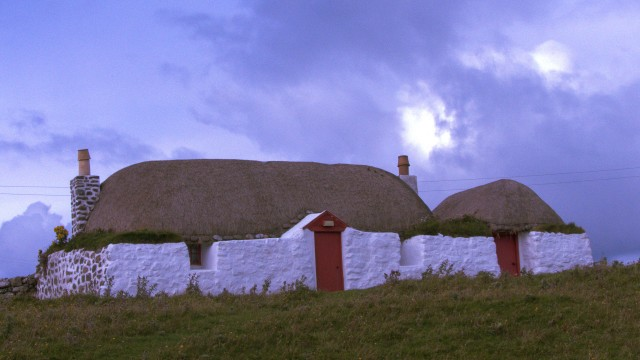 Cottage on Tiree