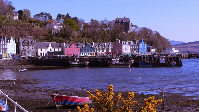 Colourful and captivating Tobermory