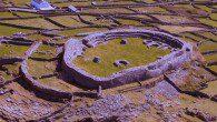 Aran Island ruins