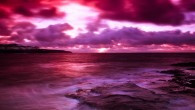 Kilkee sunset, Clare