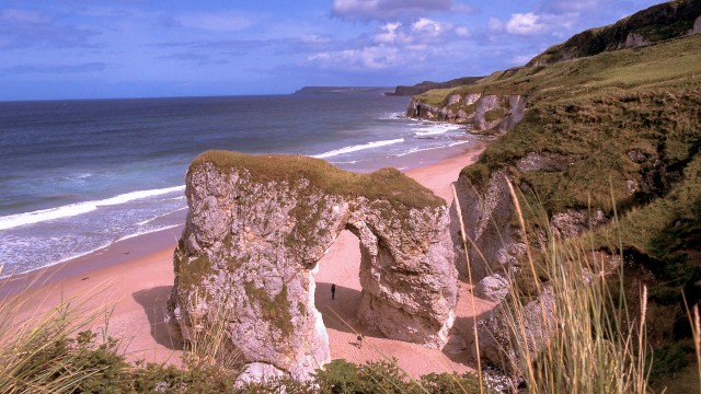 White Rocks Beach Portrush
