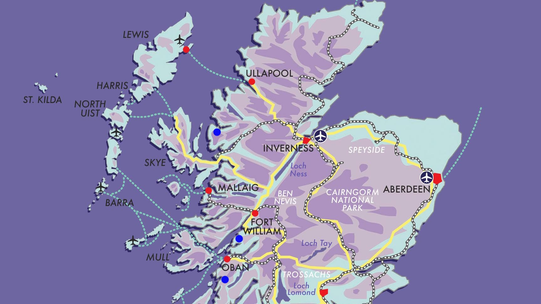 Scottish Seafood Trail
