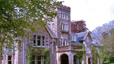 Your grand hotel on Skye