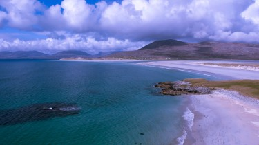Luskentyre Beach on Harris