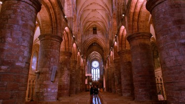St Magnus Cathedral on Orkney
