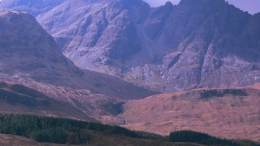 The Cuillins on Skye